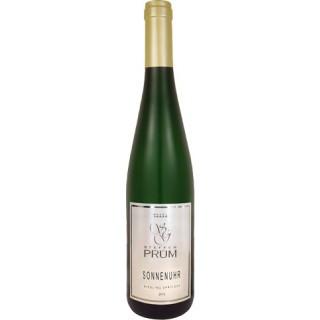 2018 Sonnenuhr Riesling Spätlese edelsüß - Weingut S.G. Steffen Prüm