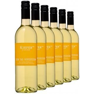 """""""Den Tag versüßen"""" Weißweincuvée-Paket - Weingut Friedrich Kiefer"""