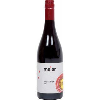 """""""Glüher"""" Rot 1,0 L - Weingut Maier"""