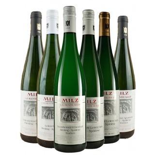 Gereifte Spätlesen aus VDP.Großen Lagen Paket - Weingut Josef Milz