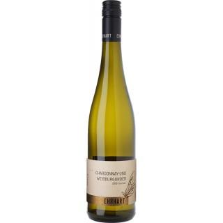 2019 Weißburgunder-Chardonnay trocken BIO - Weingut Ehrhart