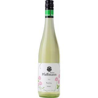 2018 Riesling feinherb BIO - Weingut Heinz Pfaffmann