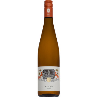2019 Schaefer Riesling VDP.Gutswein feinherb BIO - Weingut Karl Schaefer