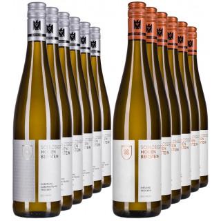 Großes Weißwein-Paket BIO - Schlossgut Hohenbeilstein
