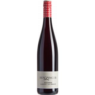 2018 Cabernet und Merlot trocken BIO - Weingut Benzinger