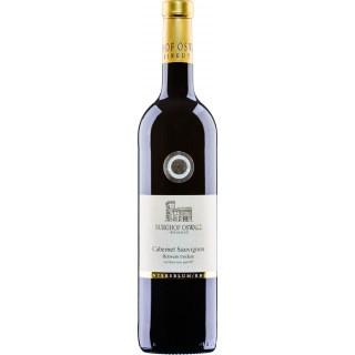 2015 Cabernet Sauvignon Rotwein QbA - im Barrique Fass gereift trocken - Weingut Burghof Oswald