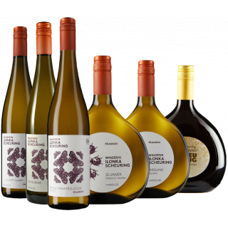 Probierpaket - Weingut Scheuring