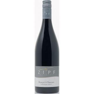 2018 Merlot**** -Barrique- trocken - Weingut Zipf