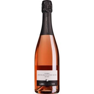 Spätburgunder Rosé Sekt b.A. brut - Weingut Langenwalter