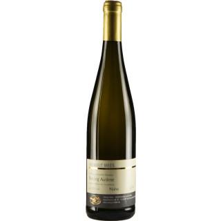2011 Riesling Auslese Weißwein edelsüß süß Nahe Kreuznacher Paradies - Weingut Mees