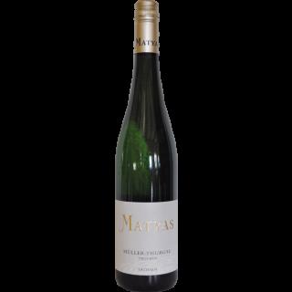 2019 Matyas Müller Thurgau trocken - Weingut Matyas