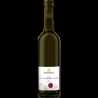 2009 Spätburgunder Auslese (im Barrique gereift) 1,5L ᛫᛫᛫ trocken 1,5 L - Weingut Gemmrich