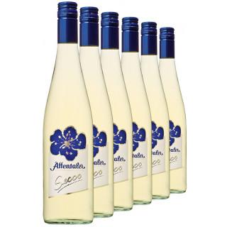 """""""Blütenedition"""" Secco Weiß trocken (6 Flaschen) - Affentaler Winzer"""