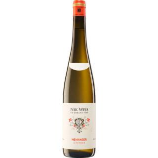 2018 MEHRINGER ALTE REBEN Riesling VDP.Ortswein - Weingut Nik Weis - St. Urbans-Hof