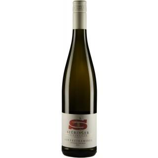 2015 Gewürztraminer Spätlese trocken - Weingut Stübinger