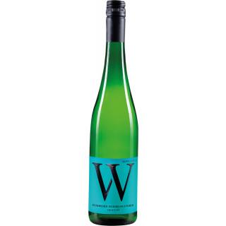 2018 Elsheimer Weissburgunder Ortswein trocken - Weingut Wasem Doppelstück
