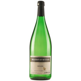 2018 Riesling halbtrocken 1,0 L - Weingut Wachtstetter