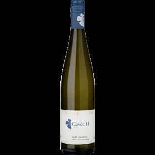 2018 Cuvée H Weiß trocken BIO - Weingut Hoflößnitz