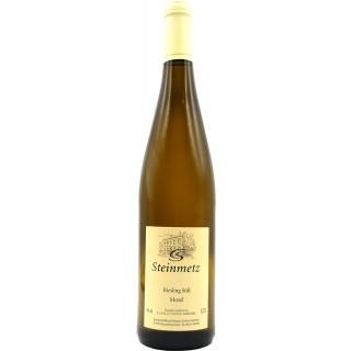 2019 Riesling süß - Weingut Christian Steinmetz
