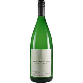 2020 Ackers Hausschoppen lieblich 1,0 L - Weingut Acker - Martinushof
