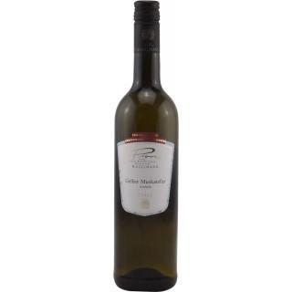 2015 Gelber Muskateller feinfruchtig - Weingut Provis Anselmann