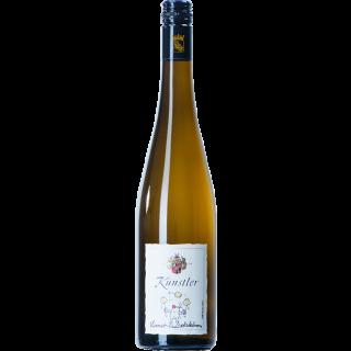 2016 Künstler Kunststückchen Riesling Trocken - Weingut Künstler