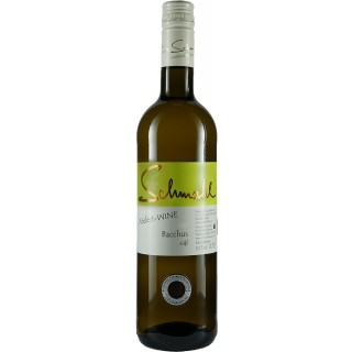 2017 Bacchus süß - Weingut Schmahl