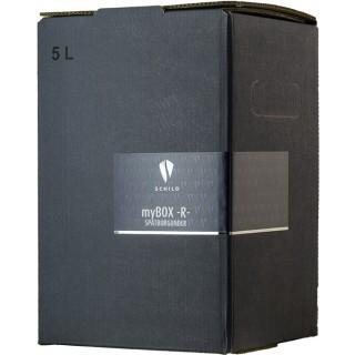 Bag-in-Box (BiB) SPÄTBURGUNDER trocken 5,0 L - Weinhaus Schild & Sohn