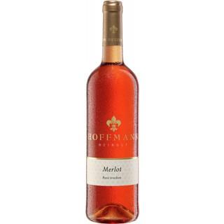 """Merlot Rose Secco """"Esprit"""" halbtrocken - Weingut Hoffmann"""