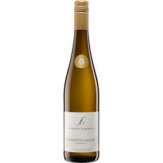 2016 Gewürztraminer Kabinett - Weingut Siegbert Bimmerle