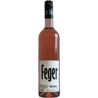 2018 Feger Rosé trocken - Weingut Gerd Keller