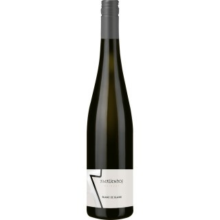 2020 Blanc de Blanc der Weisse halbtrocken - Weingut Amalienhof