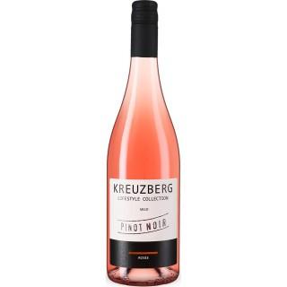 2020 Pinot Noir Rosé lieblich - Weingut Kreuzberg