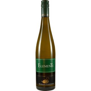 2019 Westhofener ELEMENTE weiß Qualitätswein trocken - Weingut Schwahn-Fehlinger