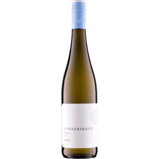 2020 Würzer fruchtig süß - Weingut Wernersbach