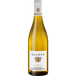 2015 Henkenberg Weißburgunder GG Trocken - Weingut Salwey