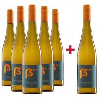 Blanc de Noir GUTSWEIN Paket trocken - Weingut Christopher Deiß