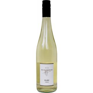 2019 Cuvée Blanc lieblich - Weingut Weidenberger Hof