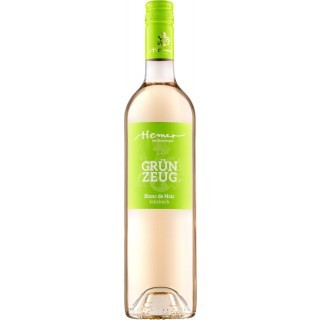 2017 Grünzeug Blanc de Noir feinherb BIO - Weingut Hemer