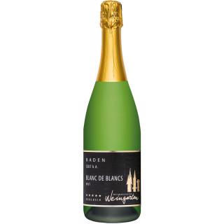 2016 Weinmanufaktur Weingarten Blanc de Blanc Sekt b.A. brut - Winzergenossenschaft Schliengen-Müllheim