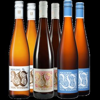 Von Winning Weißwein Probierpaket