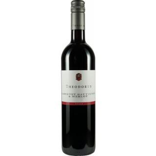 2012 Cabernet Sauvignon & Merlot** Hainfelder Kapelle QbA trocken Bio - Theodorus Wein- und Sektgut
