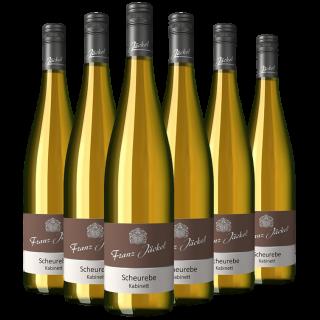 Scheurebe Kabinett Paket - Weingut Franz Jäckel