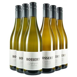 Weißwein Paket trocken - Weingut Bossert