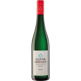 2019 Cuvee Qualitätswein Mosel süß - Weingut Kloster Ebernach