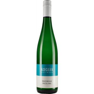 2018 KOEGLER Rheingau Riesling QbA mild - Weingut Koegler