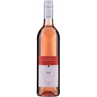 2017 Pfalz Rosé - Staatsweingut mit Johannitergut