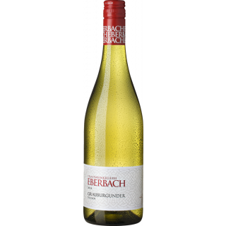 2018 Eberbach Grauburgunder Trocken - Hessische Staatsweinkellerei