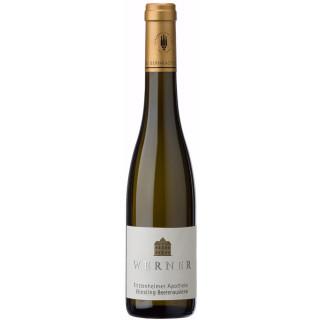 2015 Trittenheimer Apotheke Riesling Beerenauslese 0,375 L - Weingut Werner