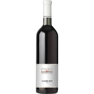 """2016 Cuvée Rot """"L-CC-M"""" trocken - Weingut Fried Baumgärtner"""